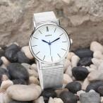 Geneve armbandsur med silverfärgat mesh armband (Geneva) från klockor4you.se