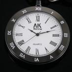 AK Homme fickur, svart på vitt, romerska siffror, nytt, se bilder