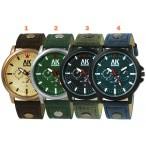 """""""AK Aeronautical Collection 2"""" armbandsur, 4 färger att välja på, se bilder"""