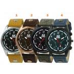 """""""AK Aeronautical Collection 3"""" armbandsur, 4 färger att välja på, se bilder"""
