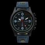 """""""AK Aeronautical Collection 4"""" armbandsur, 4 färger att välja på, se bilder (AK herrklockor) från klockor4you.se"""