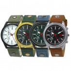 """""""AK Aeronautical Collection"""" armbandsur, 4 färger att välja på, se bilder"""