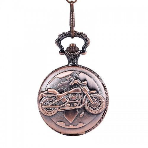 Motorcykel-m3, mc, bike, hoj, fickur, halsbandsklocka (Barn - ungdomar) från klockor4you.se