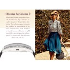 Christian Joy armbandsur, lång fyrkantig urtavla, se bilder (Barn - ungdomar) från klockor4you.se