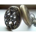 Mekaniskt fickur DAD, med kedja, retro, glasad baksida, PW27 (Hängur, halsbandsklockor) från klockor4you.se