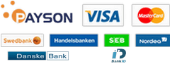 Handla och betala tryggt på nätet | Payson